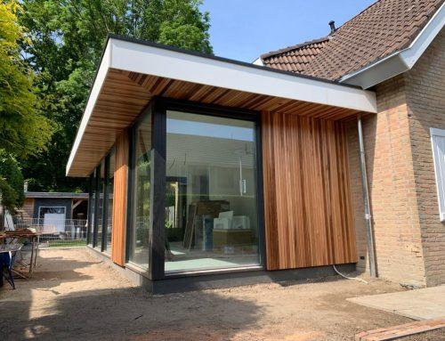 Aanbouw project Noordbank Rozenburg